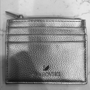 Swarovski Front Pocket Wallet Credit Card Holder